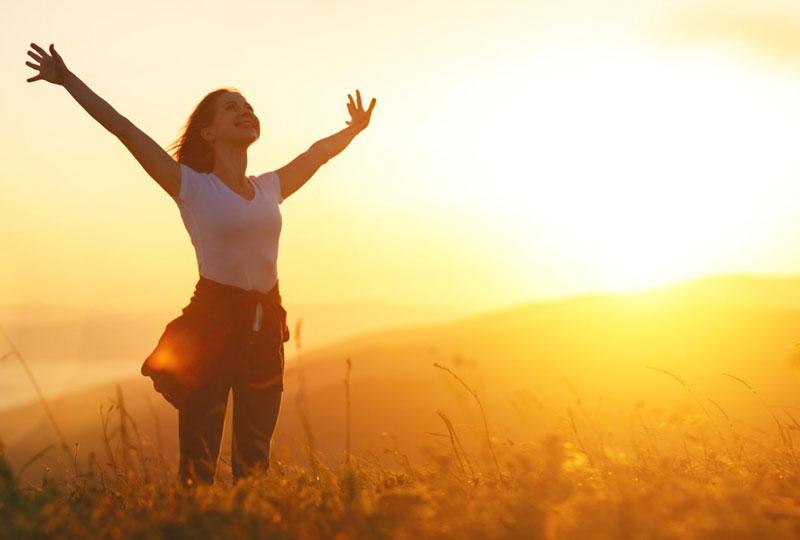 كيف أزيد هرمون السعادة؟