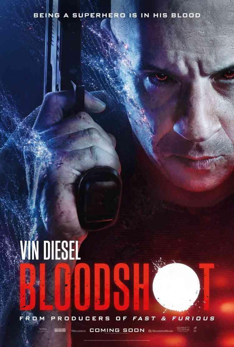 أفلام فان ديزل  فيلم Bloodshot