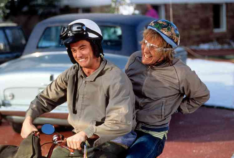 أفلام جيم كاري -Dumb and Dumber