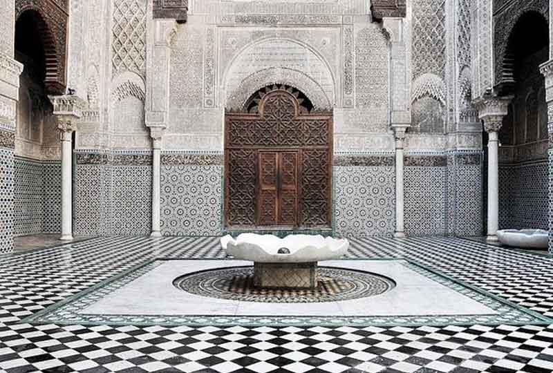 مدن عربية سياحية فاس