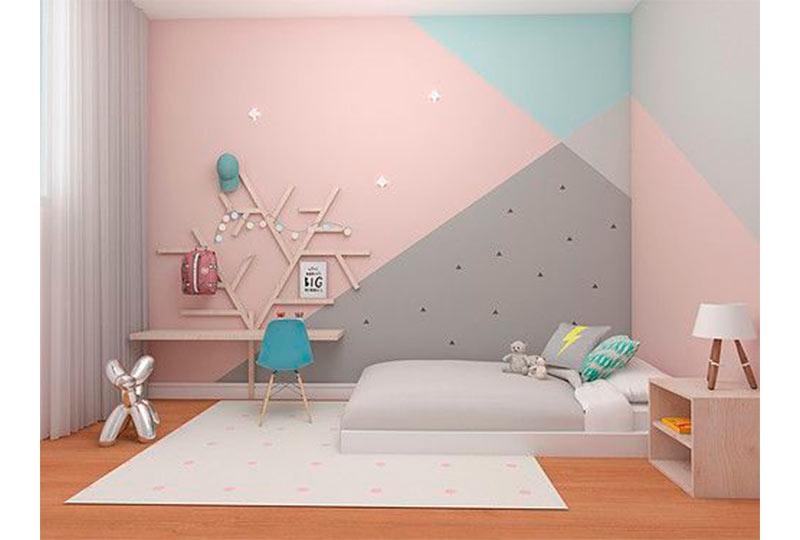 غرفة اطفال حديثة