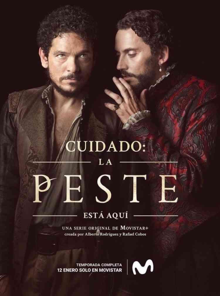 مسلسل La Pesto