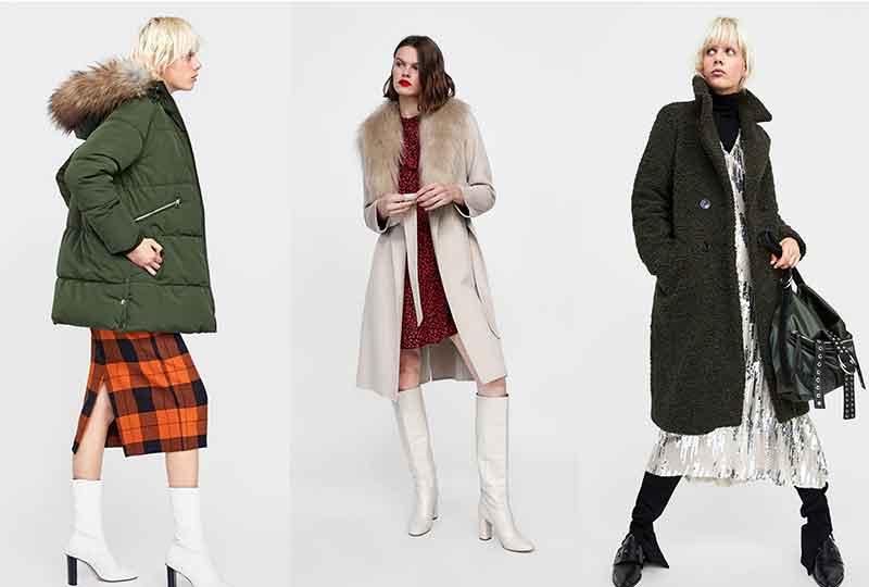 موضة شتاء 2019 الجواكيت  من Zara