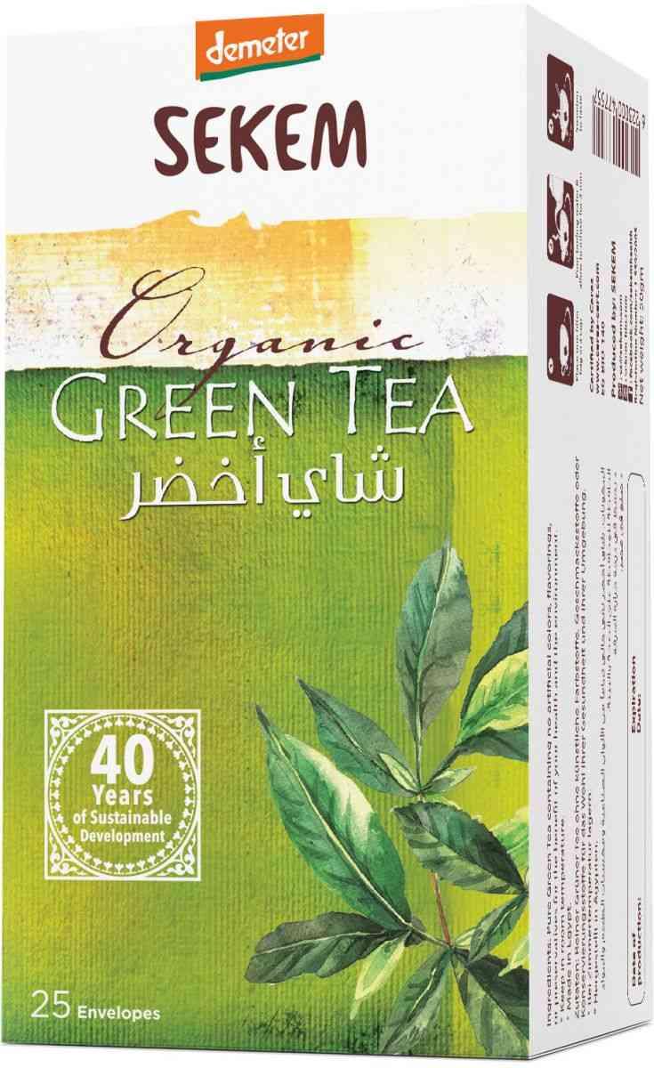 أفضل شاي أخضر سيكم
