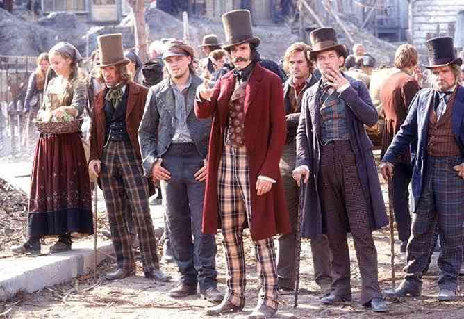 Gangs of New York- أفضل أفلام ليوناردو دي كابريو