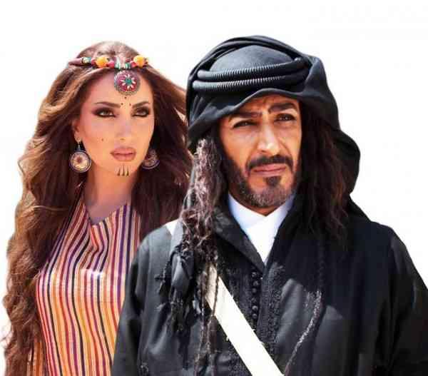 العقاب والعفرا من أشهر المسلسلات البدوية