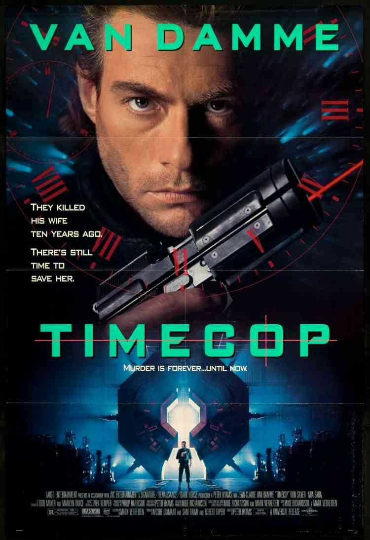 أفلام فاندام Timecop
