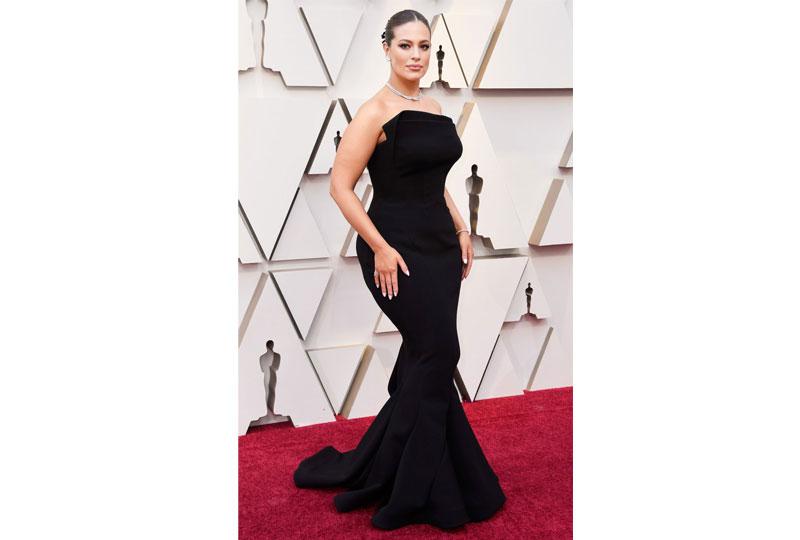 فساتين الأوسكار 2019 فستان أشلي جراهام