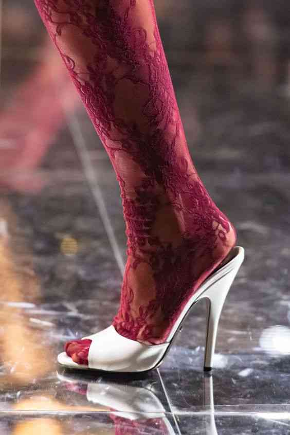 أحذية شتاء 2020 حذاء مفتوح من الأمام