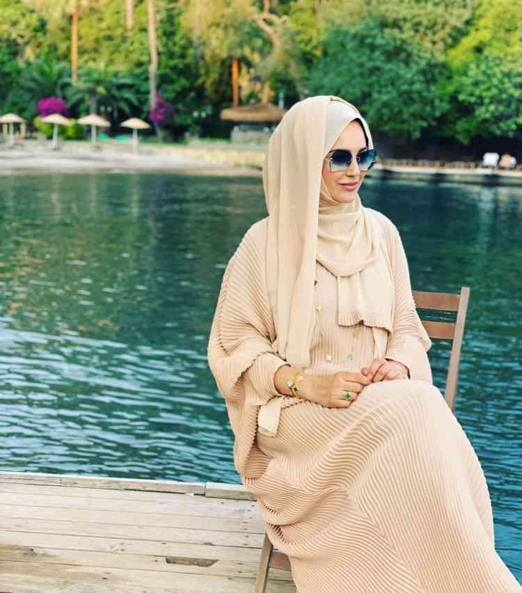 أزياء محجبات تركية بليسيه