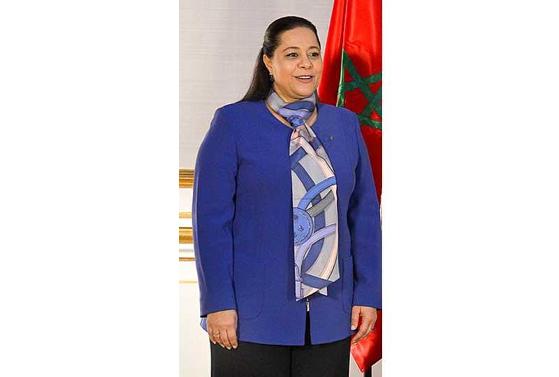 مريم بنصالح شقرون