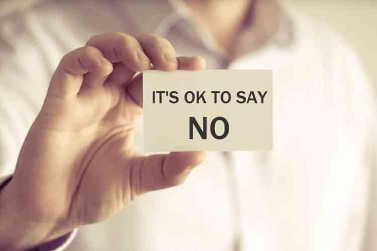 ما هي أهمية قول لا.. وعواقب إهمالها؟