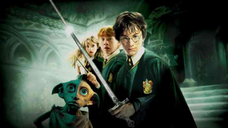 Harry Potter and the Chamber of Secrets- 2002- هاري بوتر وغرفة الأسرار