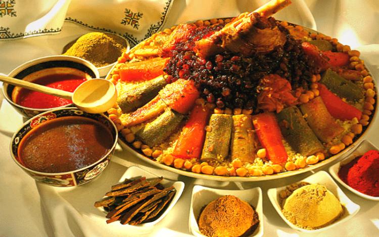 أكلات مغربية الطاجين المغربي