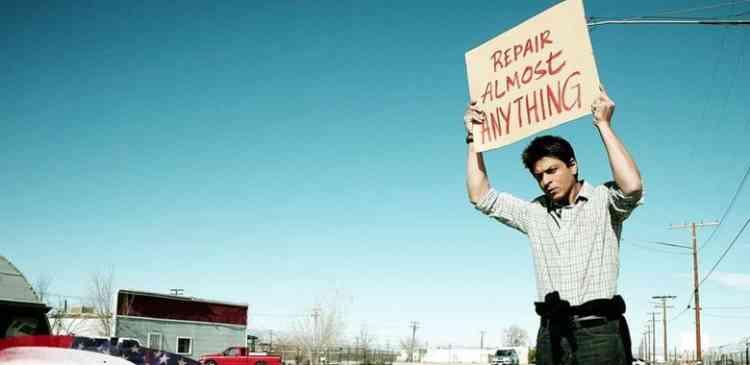 أفلام شاروخان - My name is khan