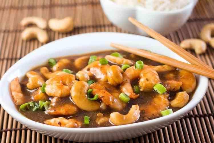 طريقة عمل الجمبري بالطريقة الصينية