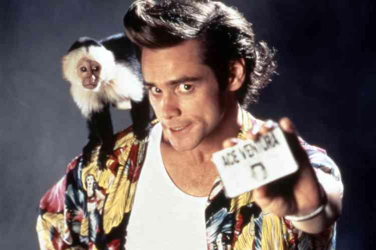 أفلام جيم كاري -Ace Ventura: Pet Detective