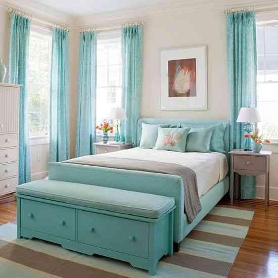 ستائر مودرن رائعة لغرف النوم