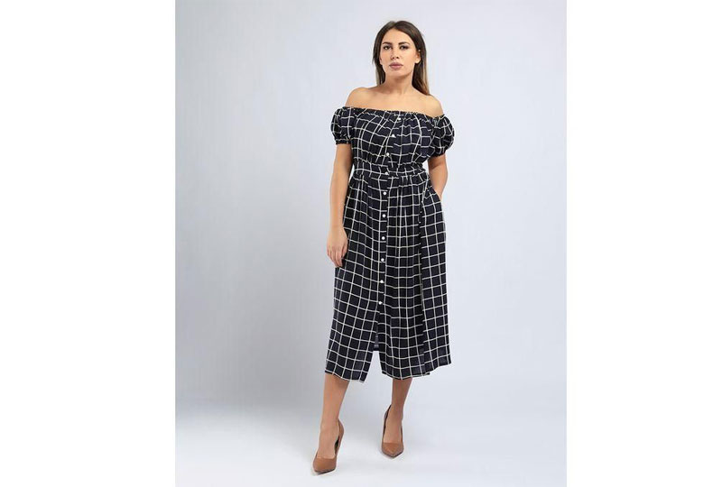 فستان أوف شولدر