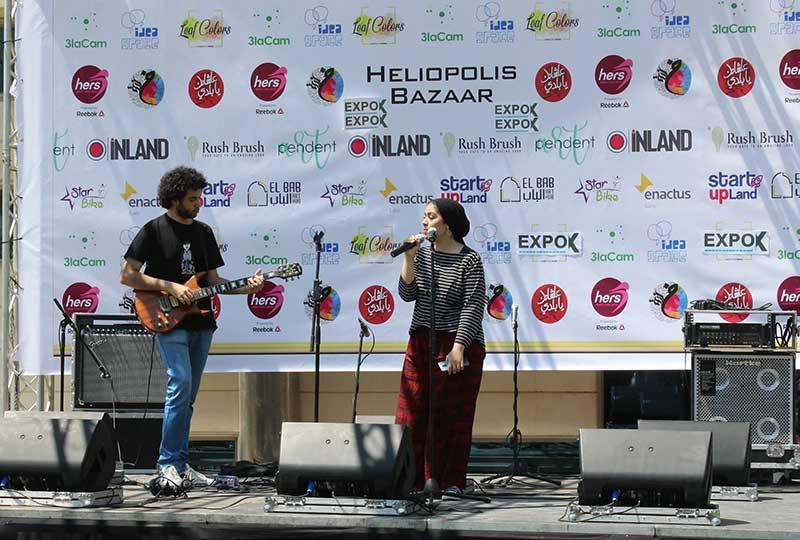 فرق موسيقية بهليوبوليس بازار