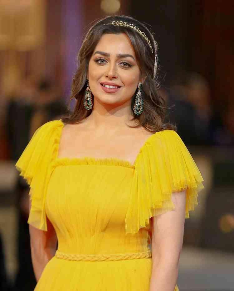 هبة مجدي في مهرجان القاهرة السينمائي 2019