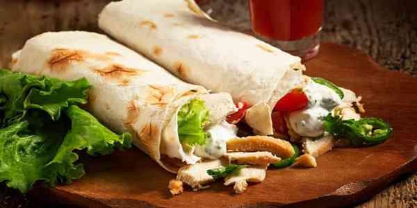 شاورما تركي - أكلات تركية