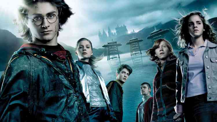 2005–Harry Potter and the Goblet of Fire – هاري بوتر وكأس النار