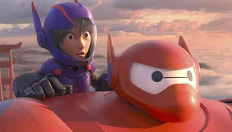 فيلم Big Hero 6 (2014)