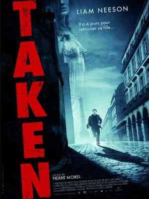 فيلم Taken ضمن أفلام اكشن مميزة