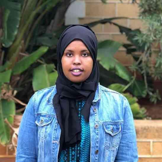 أوبا علي- الصومال