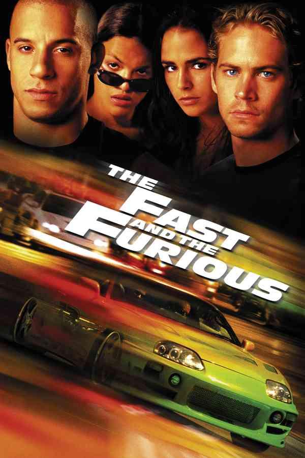 أفلام فان ديزل سلسلة أفلام Fast and Furious