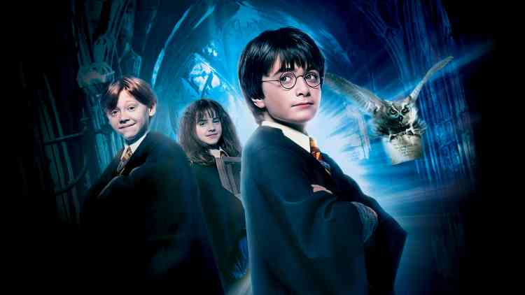 Harry Potter and the Philosopher's Stone- 2001 – هاري بوتر وحجر الفيلسوف
