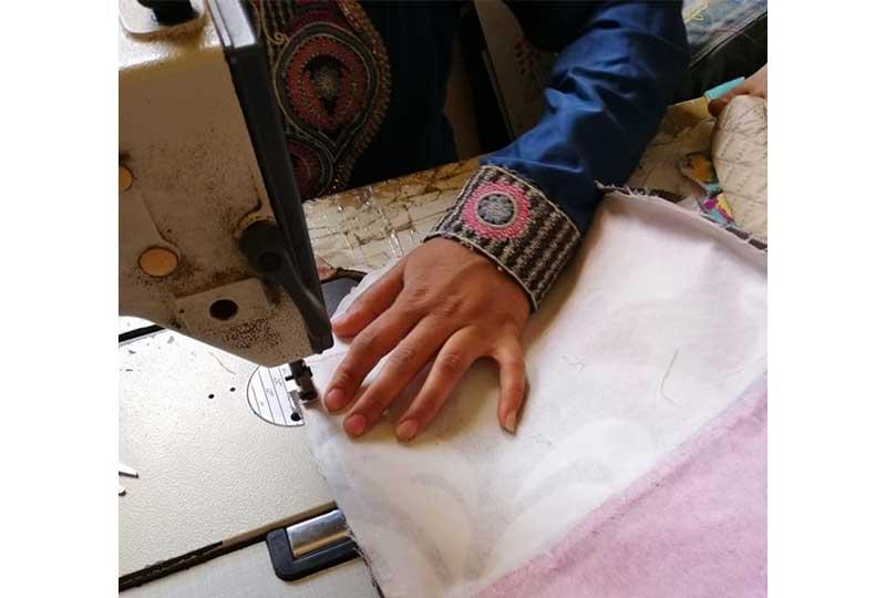 المنتجات اليدوية لديمبا