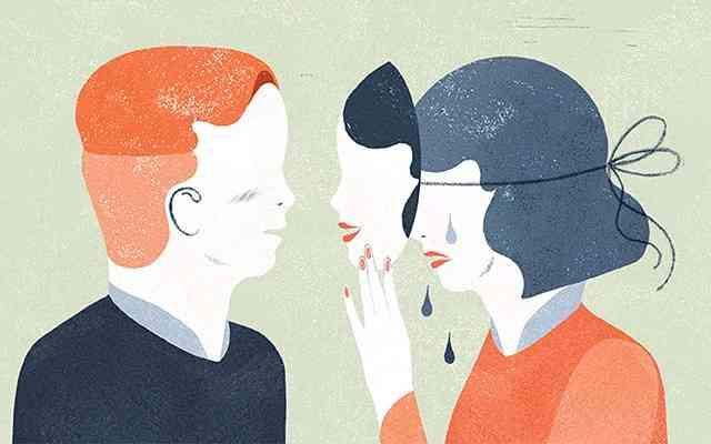 العلاقة الاعتمادية