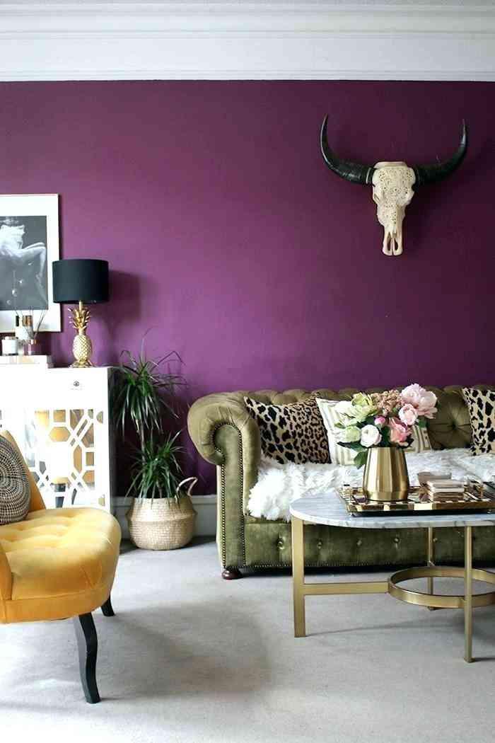 البنفسجي العتيق Vintage violet