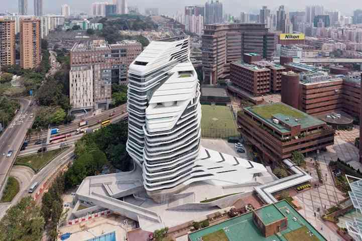 برج الابتكار- هونج كونج