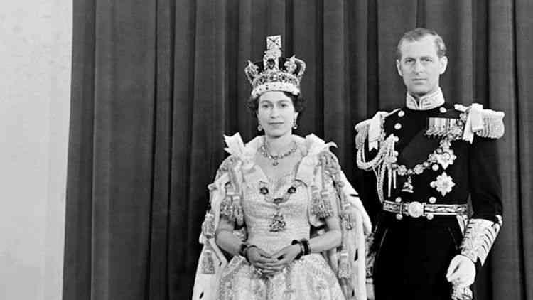 المير فيليب زوج الملكة إليزابيث الثانية