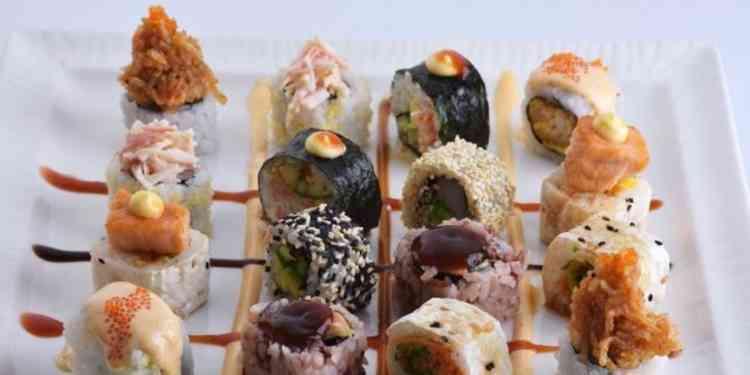 أفضل مطاعم الخُبر فوشي سوشي