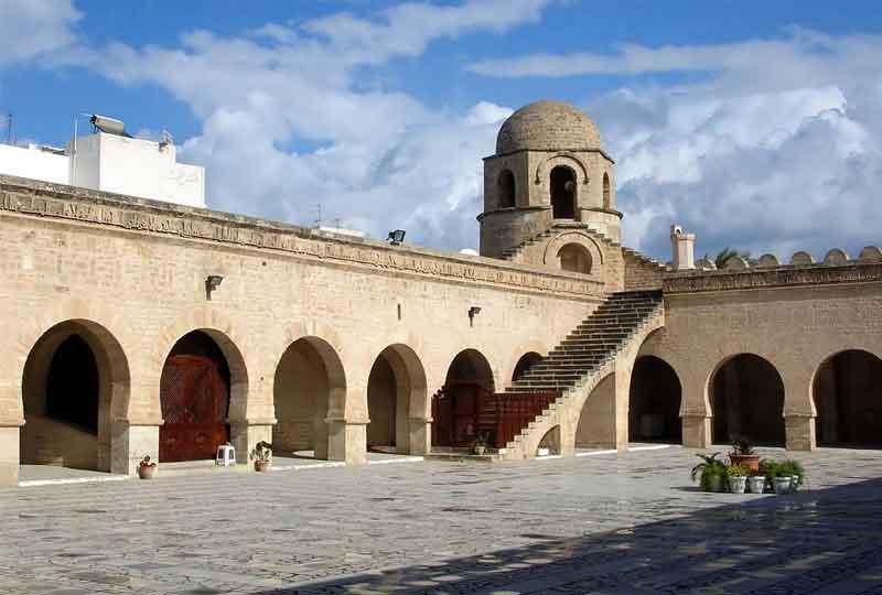 مدن عربية سياحية سوسة