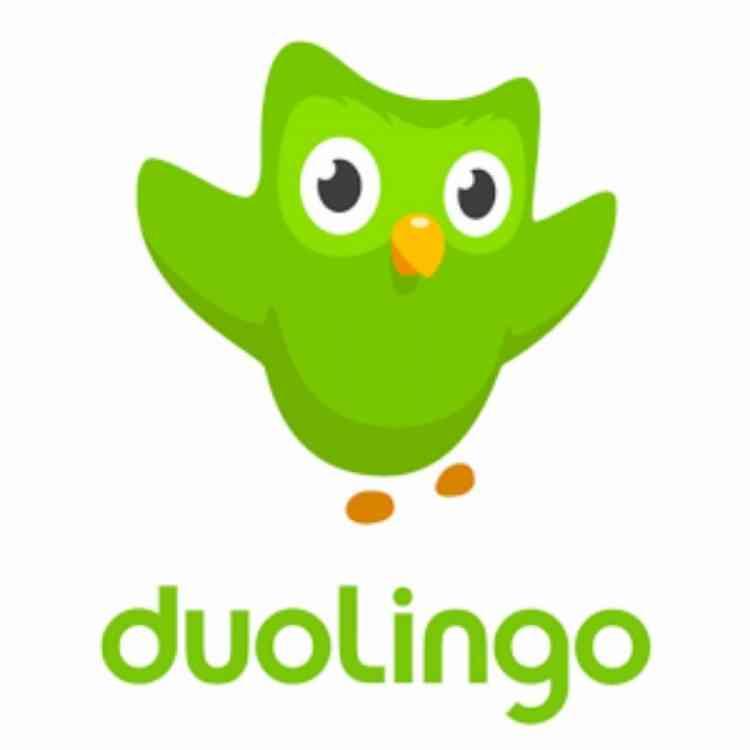 برامج تعليم اللغة الإنجليزية Duolingo