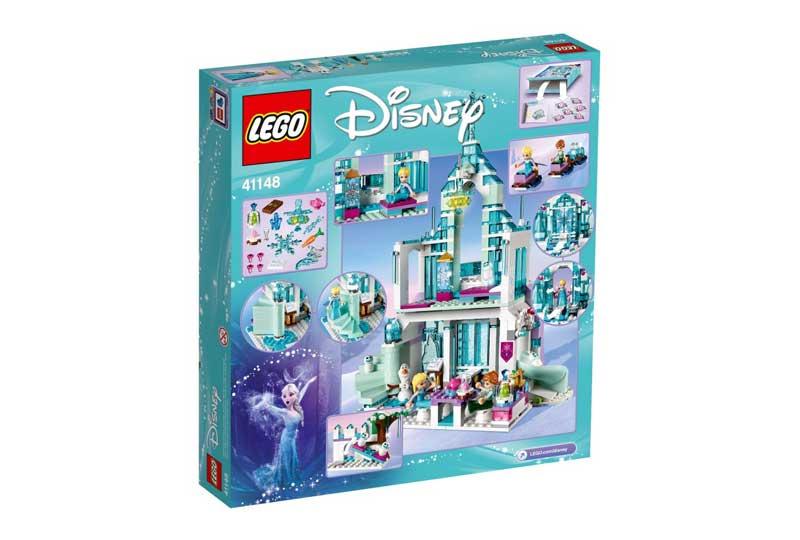 Disney Princess Elsa's Magical Ice Palace