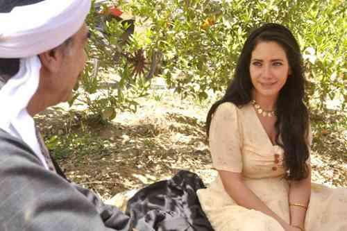 سلافة معمار في مسلسل الخواجة عبد القادر