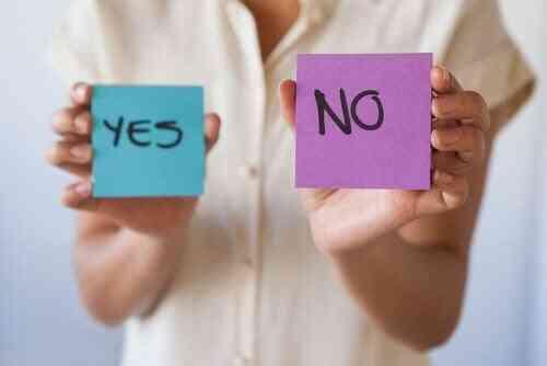 لماذا يصعب علينا قول لا؟