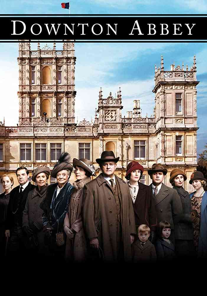 مسلسل Downton Abbey