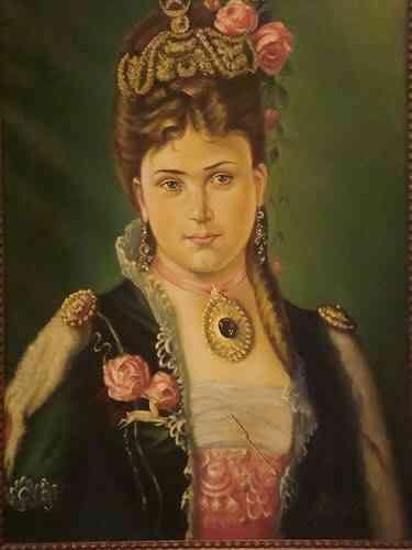 من هي الأميرة فاطمة إسماعيل؟