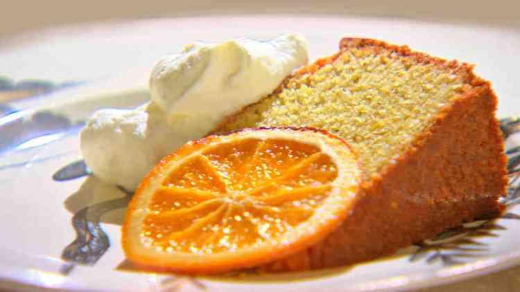 الرواني بعصير البرتقال