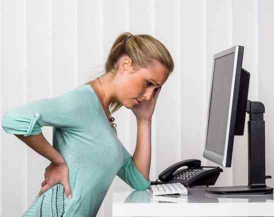 أضرار الجلوس لفترات طويلة
