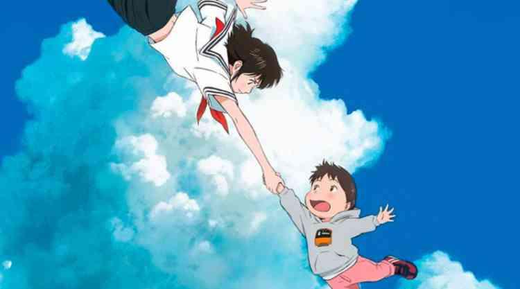 أفلام أنمي يابانية Mirai