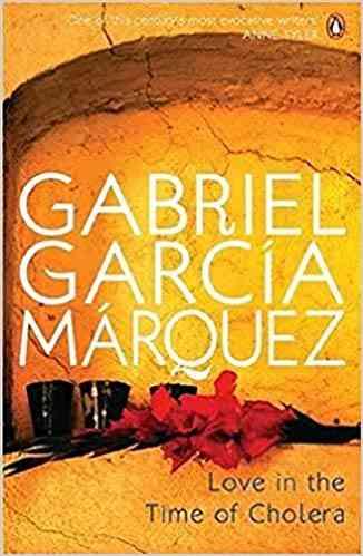 روايات رومانسية الحب في زمن الكوليرا
