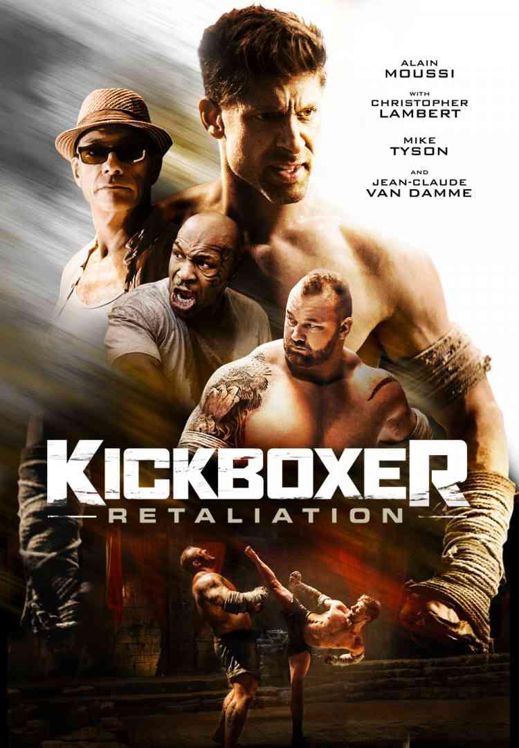 أفلام فاندام Kickboxer: Retaliation